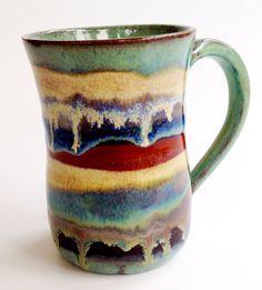 Mug by Linda Neubauer Pottery
