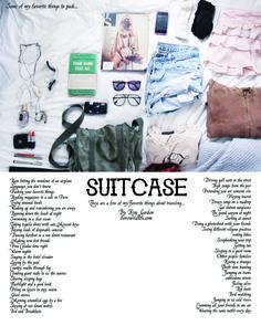 Suitcase, travels