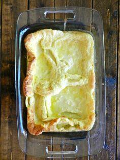 Hootenanny - puffy oven pancake