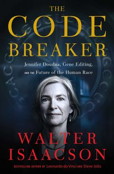 Data publicării: TBD. Book Club Books, New Books, The Book, Books To Read, Library Books, Book Lists, Code Breaker, Steve Jobs, Life Science