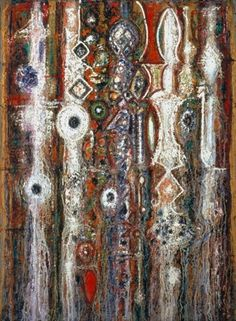 The Estate of Richard Pousette-Dart, Abstract Expressionist Artist
