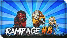 Rampage #8 [teamwipe by heroes dota 2]