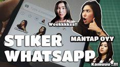 Cara Buat Stiker Whatsapp Sendiri Beragam Ekspresi Full Lengkap