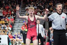 Class 3A results #iawrestle