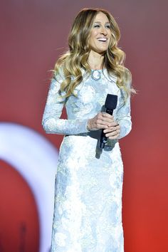 Sarah Jessica Parker Photos Photos - Sarah Jessica Parker attend the Nobel Peace Prize Concert 2012 at Oslo Spektrum on December 11, 2012 in Oslo, Norway. - Nobel Peace Prize Concert - Oslo
