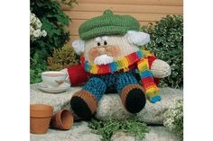 Wool Warehouse - Jean Greenhowe - Toy Collection (booklet) - Patterns & Books - Buy Yarn, Wool, Needles & Other Knitting Supplies Online!