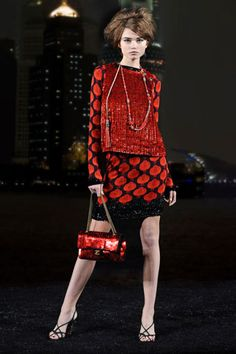 Chanel Pre-Fall 2010 Collection Slideshow on Style.com