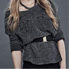 Liz Albuquerque - Oasap Beanie, Romwe Lace Top With
