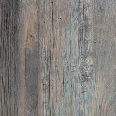 Gray Vinyl Flooring That Looks Like Wood | 49202200 Rustic Plank Weathered Grey