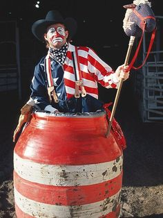 Flint Rasmussen the Treasure State's most famous rodeo name. The Bull Riders best friend . Rodeo Cowboys, Cowboys And Indians, Flint Rasmussen, Rodeo Events, Professional Bull Riders, Bucking Bulls, Send In The Clowns, Rodeo Life, Bull Riding