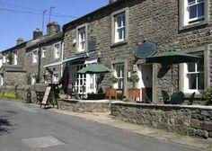 The Kearton country hotel, Thwaite, Yorkshire