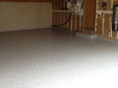 Concete repair and polyurea coating. Flooring, Decor, Garage, Garage Floor Coatings, Concrete, Home Decor