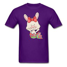 Easter Bunny - Men's T-Shirt