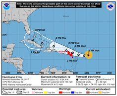 Florida Valisi Rick Scott, yaklaşan kasırga nedeniyle olağanüstü hal ilan etti..