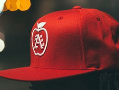 Apple 9Fifty Snapback Cap by ATMOS x NEW ERA