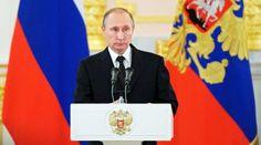 Putin a prezentat o simulare video în care rachetele rusești lovesc Florida