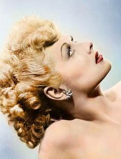 Lucille Ball- one of my favorite actresses of all time...