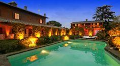 BORGO LE GRAZIE - Villa Manziana (Roma) Lazio   Matrimoni e ricevimenti