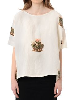 creatures of comfort - SOLAR Casual Outfits, Fashion Outfits, Cactus Print, Arrows, Solar, Floral Prints, Dressing, Creatures, How To Wear