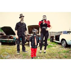 Families- steampunk
