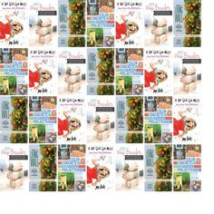 """Wednesday, August 5, 2015: The Brookfield Library has four new books in the Home & Garden section.   The new titles this week include """"A Hot Glue Gun Mess: Funny Stories, Pretty DIY Projects,"""" """"DIY Wrap Bracelets: 25 Designs Using Beads, Thread, Charms, Ribbon, Cord and More,"""" and """"Grow a Living Wall: Create Vertical Gardens with Purpose: Pollinators - Herbs and Veggies - Aromatherapy - Many More."""""""