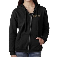 Womens Alabama State Map Native Logo Zip Hoodie Sweatshirt >>> Check this awesome product by going to the link at the image.