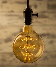 Vintage Light Bulb LED - Xmas Globe LED - William&Watson