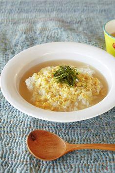 風邪ひひき始めにうってつけの「ねぎしょうがスープご飯」レシピをご紹介!【オレンジページ☆デイリー】料理レシピをはじめ、暮らしに役立つ記事をほぼ毎日配信します!
