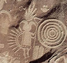 Ancient Petroglyphs, Pictographs, and Cave Drawings From Around ...rabbithole2.com - 1000 × 937 - More sizes