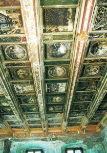 Großer Saal des Alten Schlosses Hof bei Oschatz