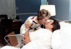 Remembering Nancy Reagan the powerhouse lady behind our beloved President Ronald Reagan. From Hollywood starlet to iconic First Lady.