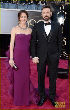 Ben Affleck & Jennifer Garner in Gucci