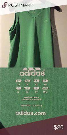 Adidas workout shirt Great condition adidas Tops Tank Tops