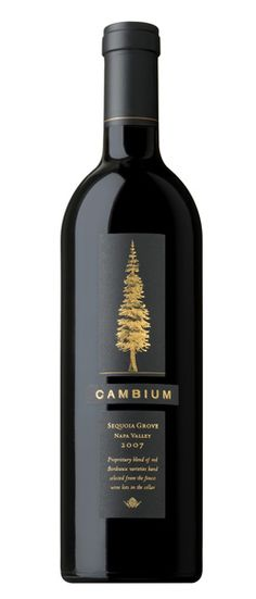 Cambium 2007 Cabernet Sauvignon - Sequoia Grove Winery ... great tasting wine