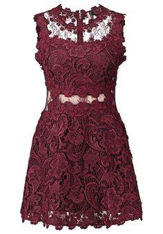 Koktailowa sukienka TOPSHOP <3