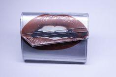 #Metallic #Silver #Lips #Retro #Harajuku #Kawaii #Crossbody #Bag #Handbag #Kiss  #Other #Messenger #CrossBody