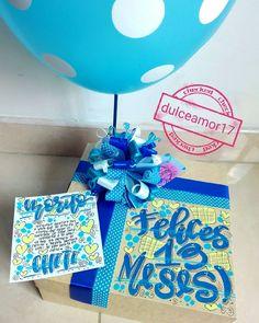 Valentine Gifts, Birthdays, Scrap, Basket, Baby Shower, Diy Crafts, Lettering, Party, Ideas