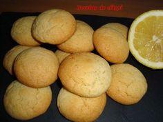 Galletas de limón de chispi