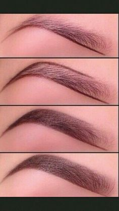 How to get your eyebrows on fleek..
