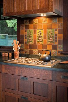 1000 images about quarter sawn oak kitchen ideas on for Artcraft kitchen cabinets
