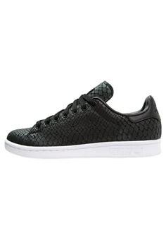 STAN SMITH  - Sneakers laag - core black/white