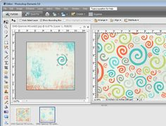 Tutorial: How to cut out images from patterned papers SILHOUETTE