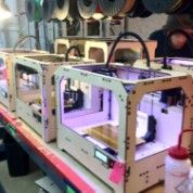 3d printers that make the 'hands on experience' come to life.