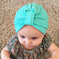Infant Beanie Candy Color Kids Cap Cotton Baby Hat Soft Caps For Boys Girls Lovely Children Photography Prop 1-5 Years Old #Affiliate