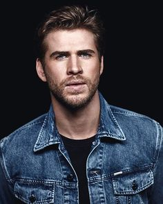 Liam Hemsworth. The only proof that Miley had a brain.