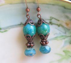 Turquoise! by Bonnie Sernesky on Etsy
