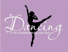 BIG Ballet Dancing is like Dreaming with by ALastingExpression, $59.99