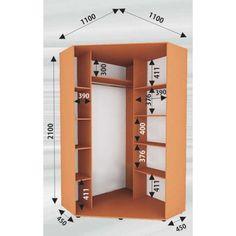 кухонный трапециевидный угловой шкаф - Поиск в Google
