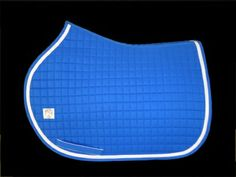 """RVL008 Jumper pony pad (royal blue)   Pony Size 18""""/18""""  This pad available in other colors as well (please @ for more info)  SVLUX.NET"""