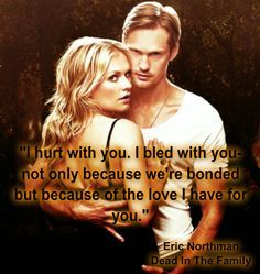 true blood eric and sookie best couple - Google Search